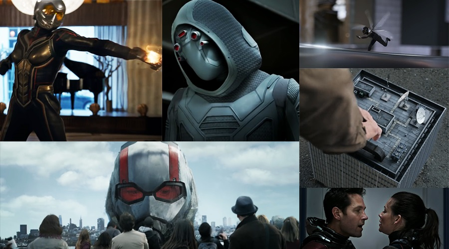 The first trailer for Ant-Man and the Wasp has arrived!