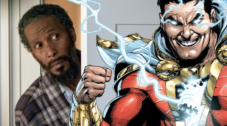 This Is Us and Luke Cage star will play The Wizard in Shazam!