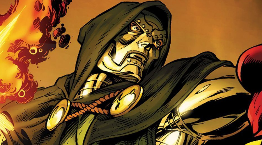 The Disney/Fox merger hasn't foiled the Doctor Doom solo movie yet, says Noah Hawley!