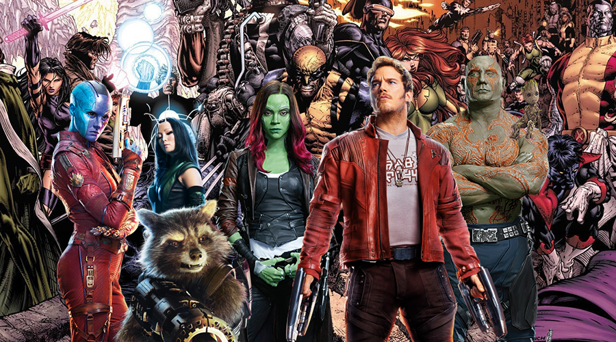 James Gunn confirms that Guardians of the Galaxy Vol. 3 is coming in 2020 and also suggests that its story isn't being changed due to the Disney/Fox merger!