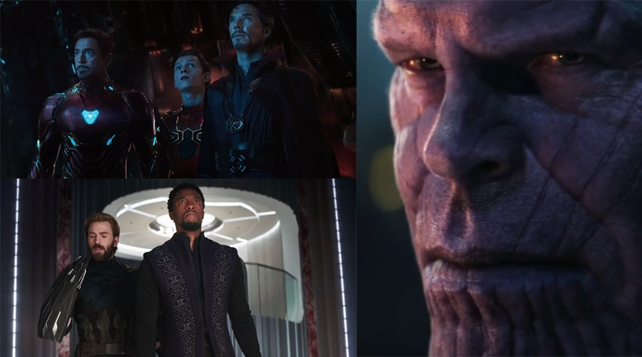 The heroes take the center stage in the Super Bowl TV spot for Avengers: Infinity War!