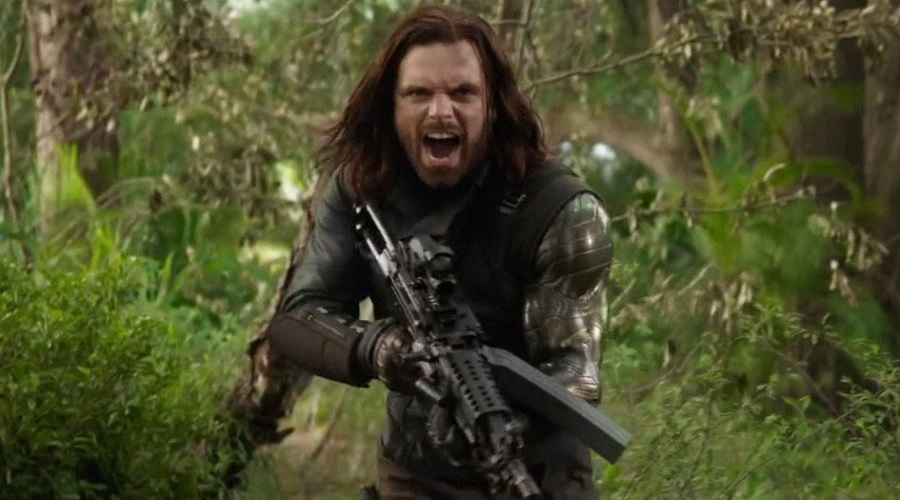 The second Black Panther post-credits scene marks the return of the Winter Soldier!