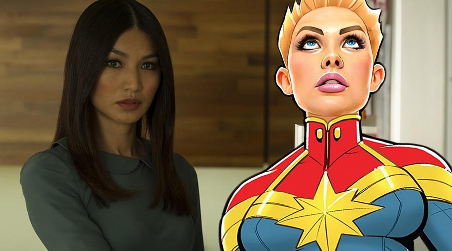 Captain Marvel adds Gemma Chan as a Kree villain!