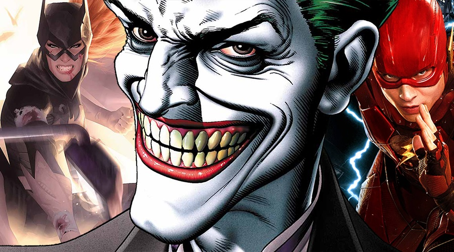 Production updates on The Joker movie, Batgirl and Flashpoint have arrived!