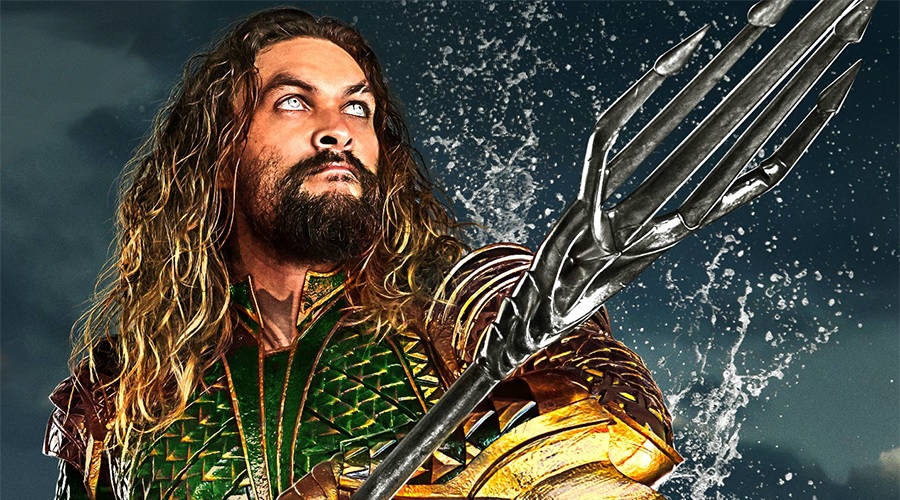 Aquaman test screening reactions and details apparently revealed!