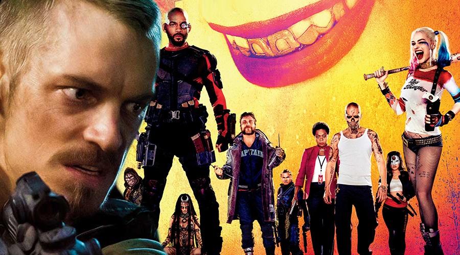 Joel Kinnaman talks Suicide Squad 2!