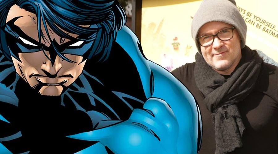 Nightwing director isn't leaving unless Warner Bros. fires him!