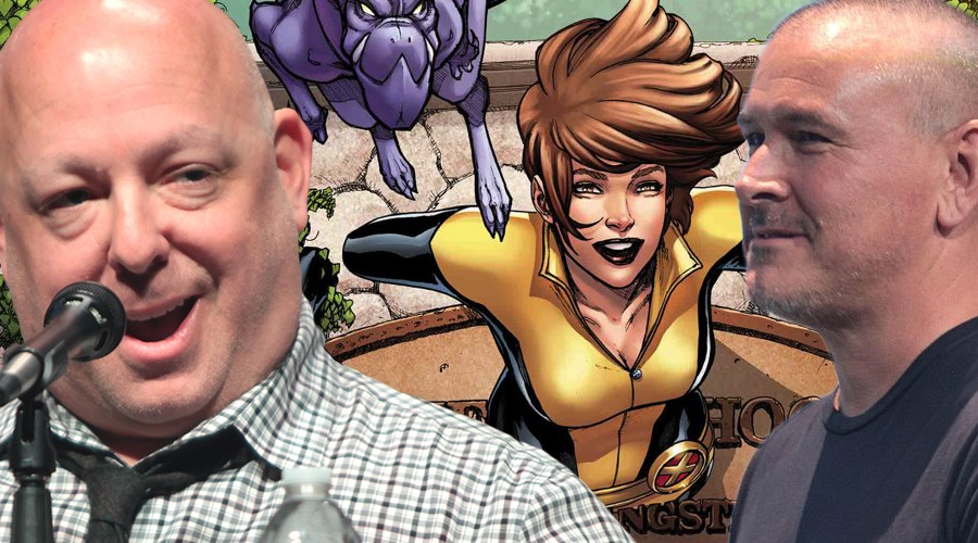 Tim Miller's Kitty Pryde movie finds its screenwriter in Brian Michael Bendis!