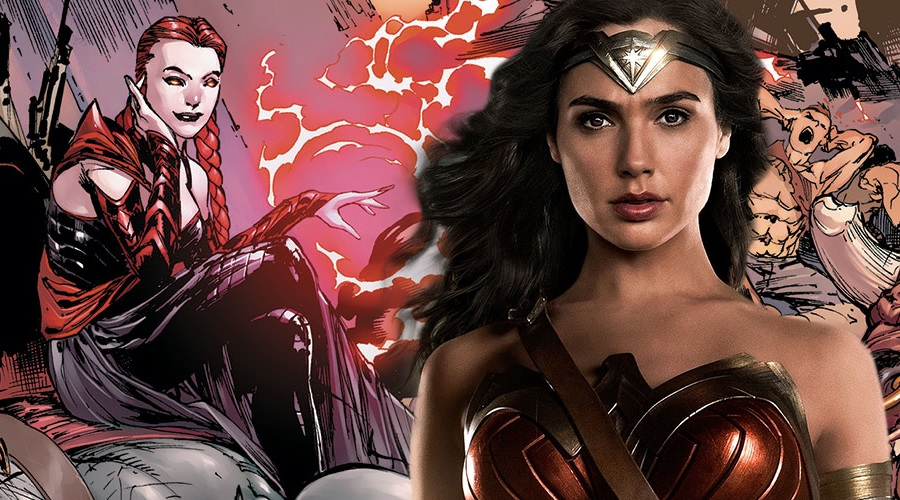 The working title for Wonder Woman 2 could be teasing the big baddie!