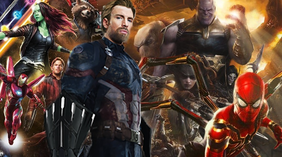 New bunch of Avengers: Infinity War promo art spotlights its heroes and villains!