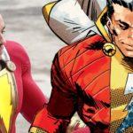 New Shazam! set photos offer detailed look at Zachary Levi's superhero suit!