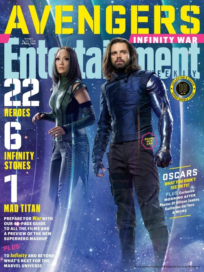 Mantis and Winter Soldier