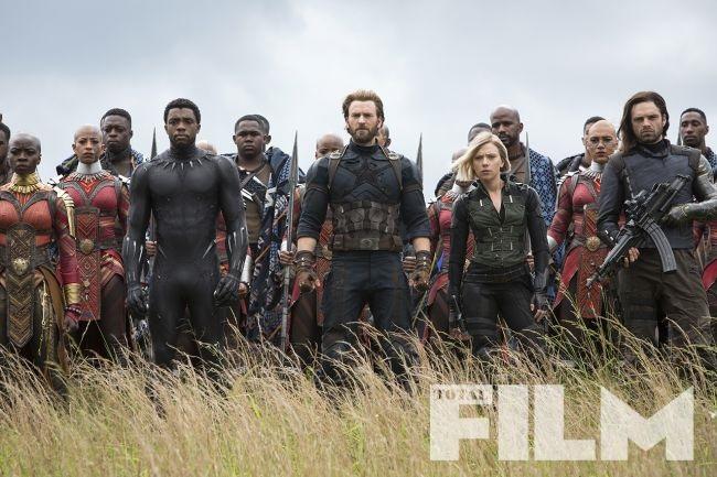 Heroes in Wakanda