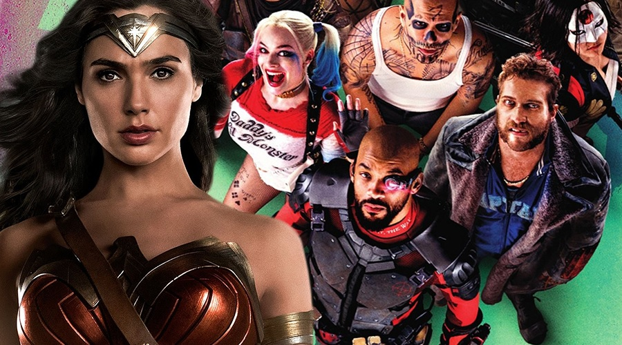 New information concerning Wonder Woman 2 and Suicide Squad 2 production surfaces on web!