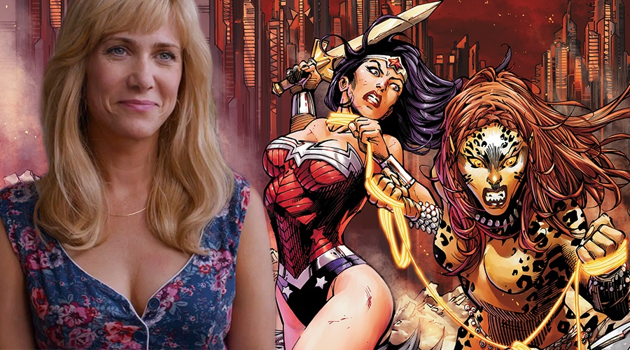 Kristen Wiig enters negotiations to star in Wonder Woman 2 as Cheetah!