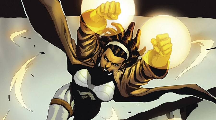 Lashana Lynch could be playing Monica Rambeau in Captain Marvel!