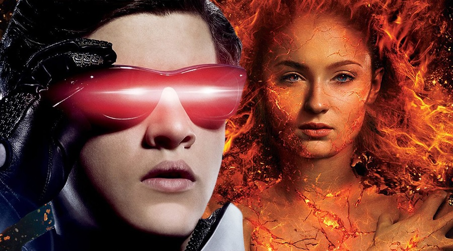 Tye Sheridan talks X-Men: Dark Phoenix as his Cyclops and other mutants assemble in a new set photo!