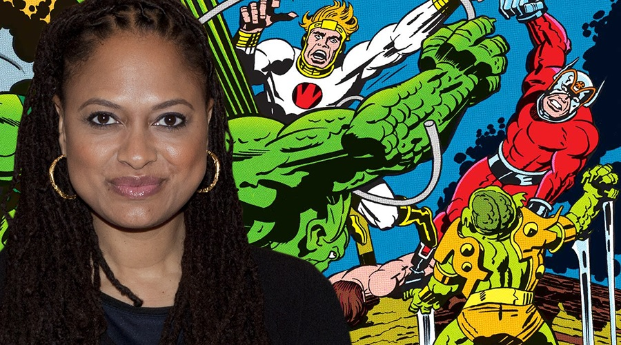 Ava DuVernay lands the directorial job of DC's New Gods movie!