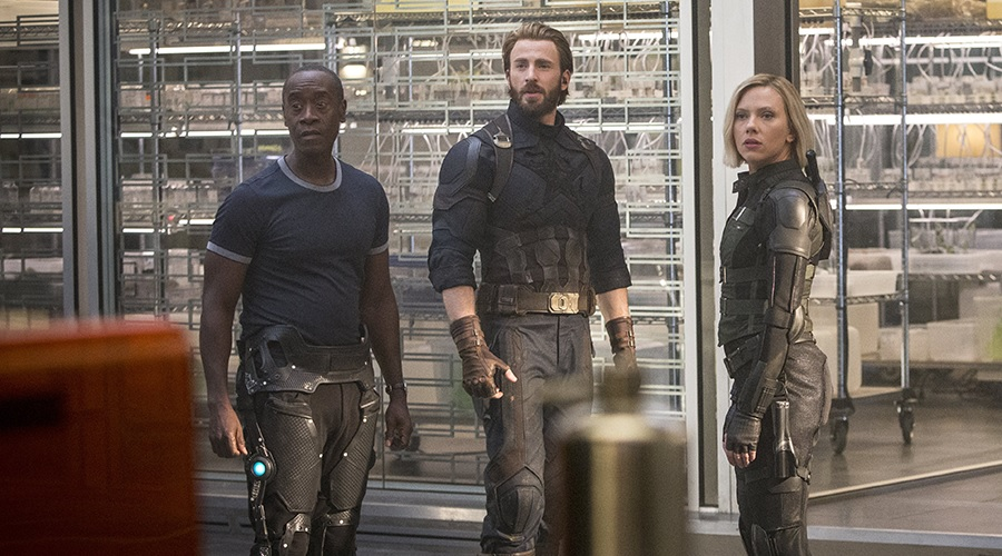 Details on an Avengers: Infinity War scene have surfaced on web!
