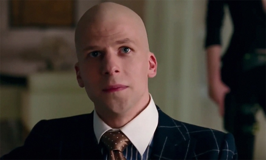 Jesse Eisenberg would love to return as Lex Luthor!