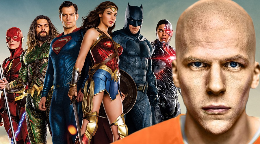 Jesse Eisenberg confirms that none of his Lex Luthor scenes were excluded from the theatrical cut of Justice League!