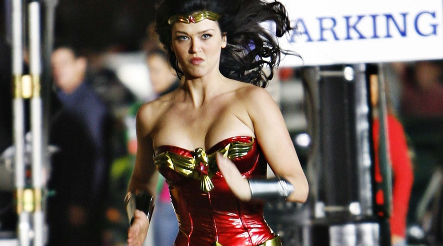 The latest Wonder Woman 2 recruit also had a role in the superhero's cancelled NBC adaptation!