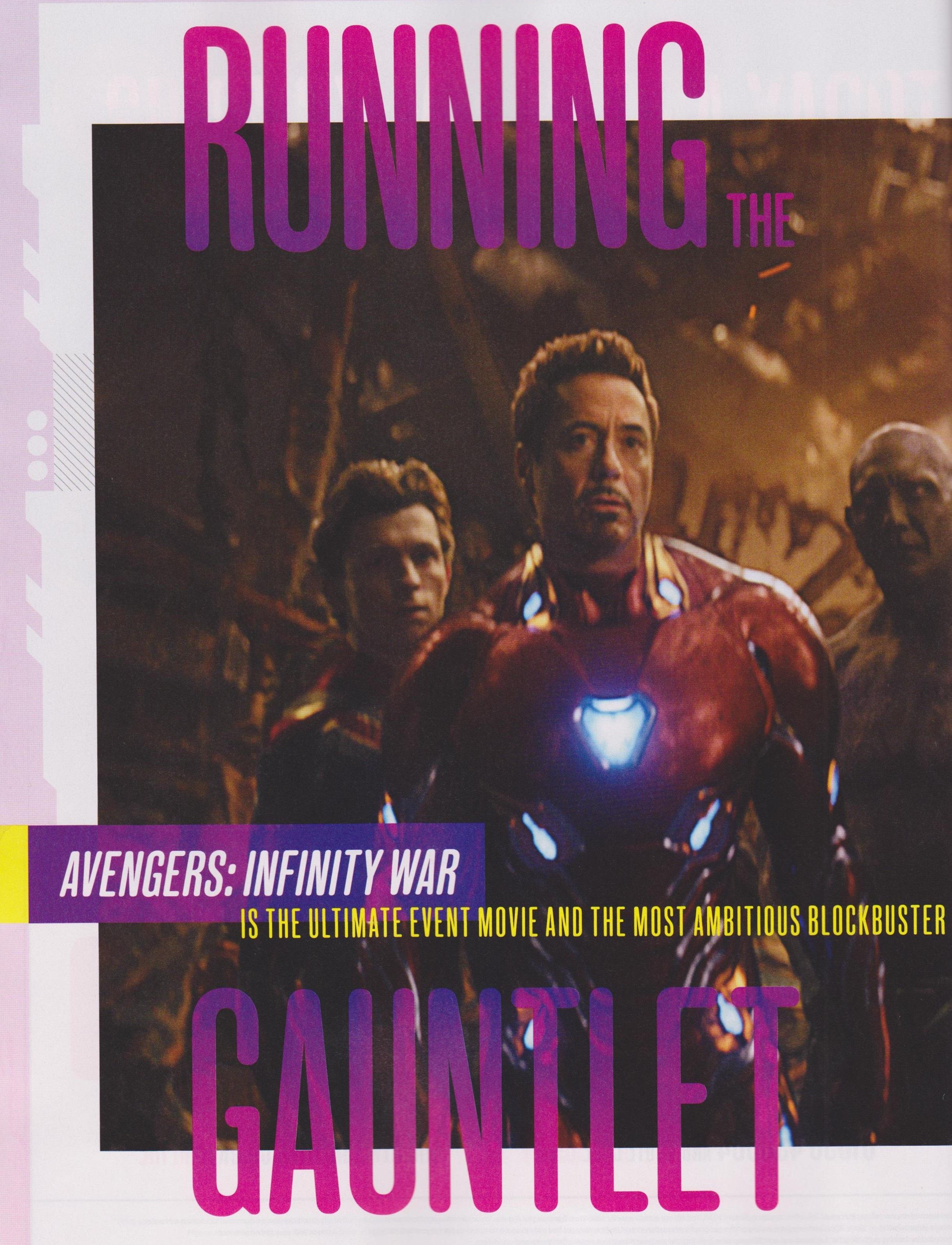 Spider-Man, Iron Man and Drax
