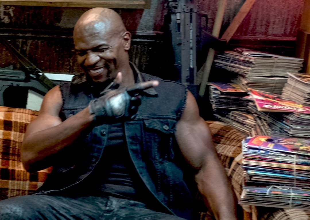 Terry Crews' Bedlam