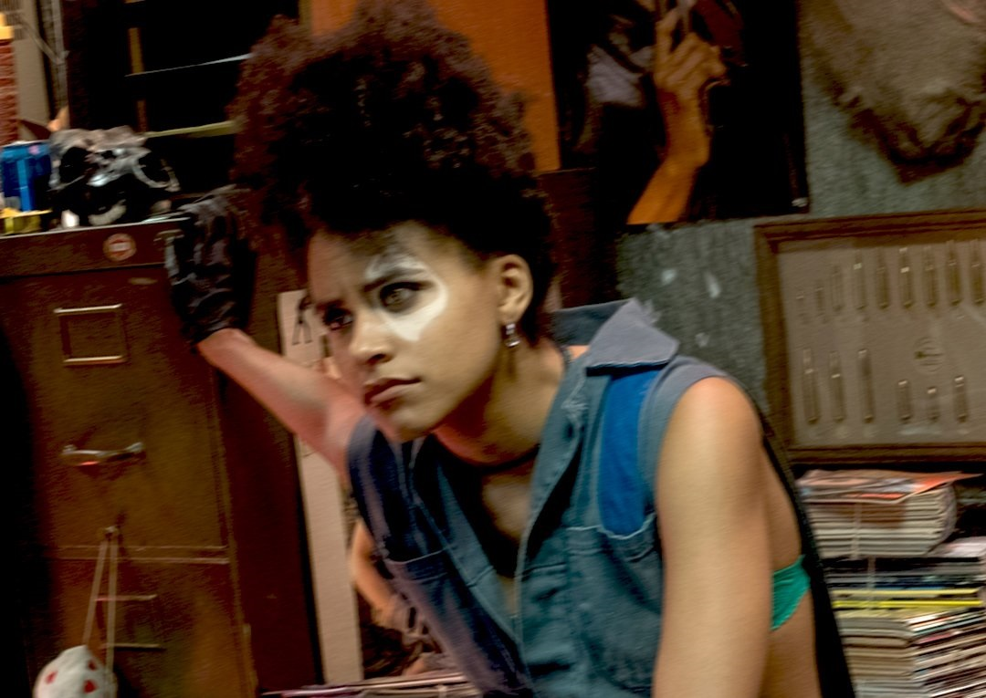 Zazie Beetz' Domino