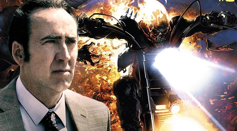 Nicholas Cage wants to see an R-rated Ghost Rider movie!