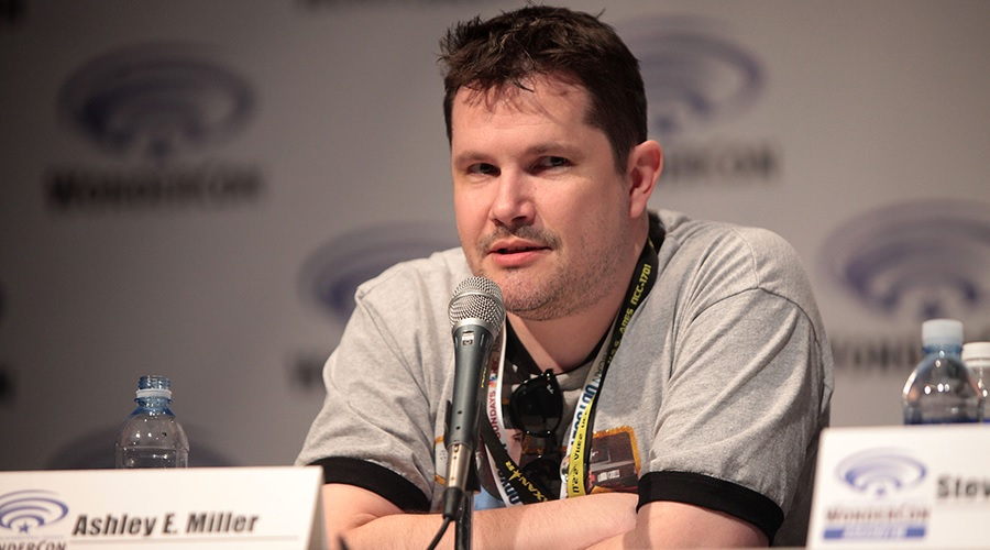 Ashley Edward Miller - the screenwriter for Red Sonja reboot
