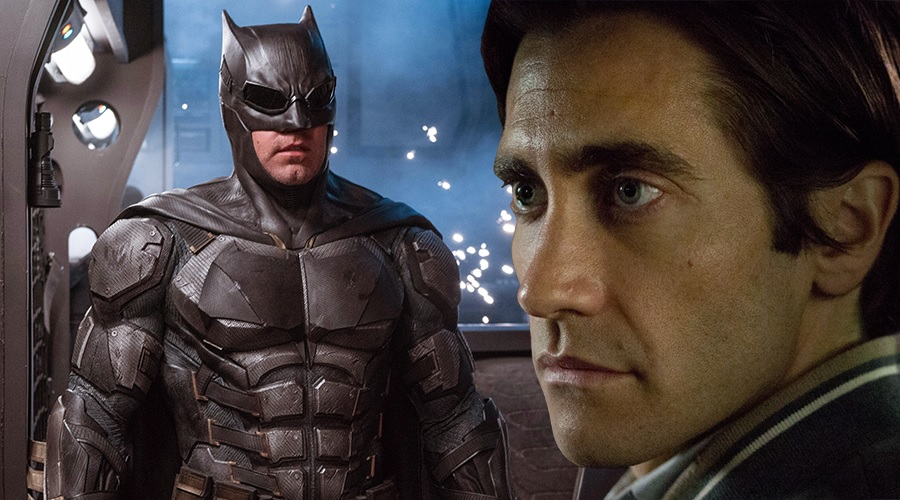 Jake Gyllenhaal rejects the notion of becoming our next Batman!