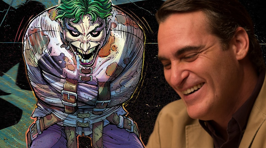 Joaquin Phoenix says The Joker role could be an interesting one!