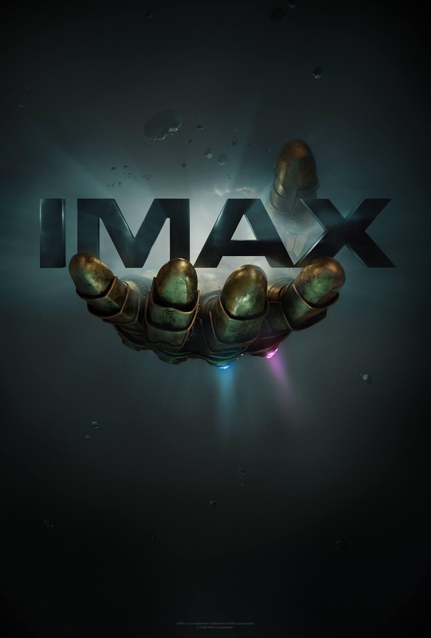 New poster for Avengers: Infinity War