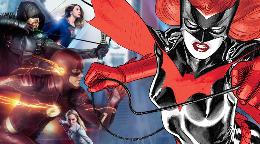 This year's Arrowverse crossover is set to introduce Batwoman and Gotham City!