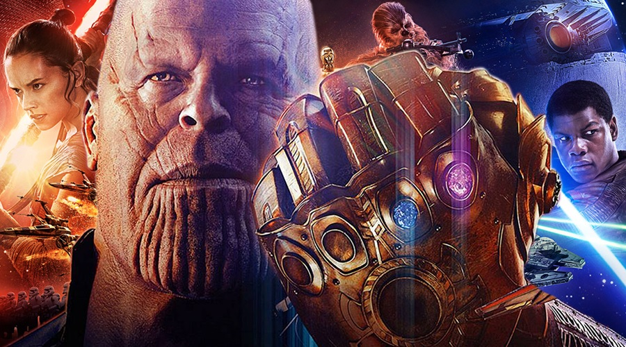 Avengers: Infinity War has shattered Star Wars: The Force Awaken's fastest $1 billion at the global box office!