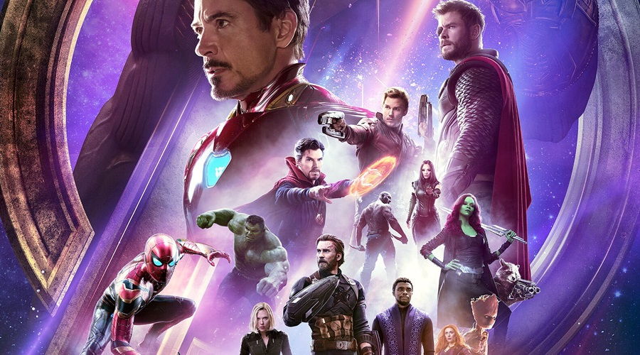 Avengers: Infinity War is the six MCU installment to sail past the $1 billion mark!