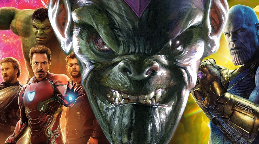 New rumor suggests that the Skrulls will appear in Avengers 4!
