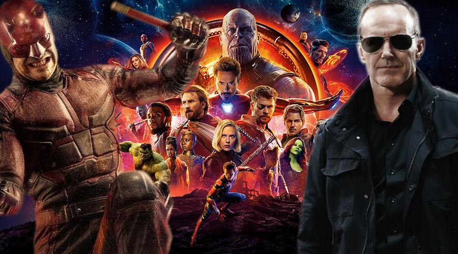 Russo Brothers reveal that they considered using Marvel Television heroes for Avengers: Infinity War!