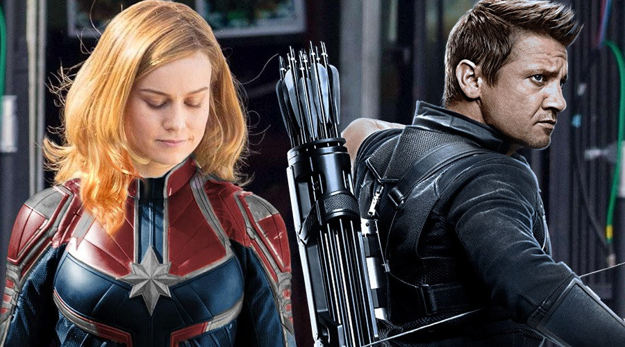 A new bunch of leaked Avengers 4 artwork offer better look at Captain Marvel, Hawkeye and more!