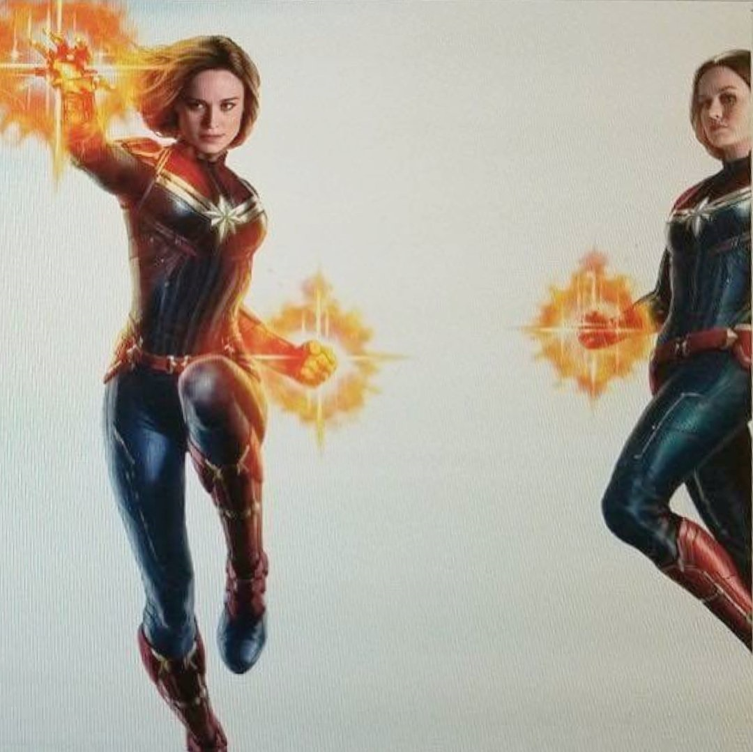 More Captain Marvel
