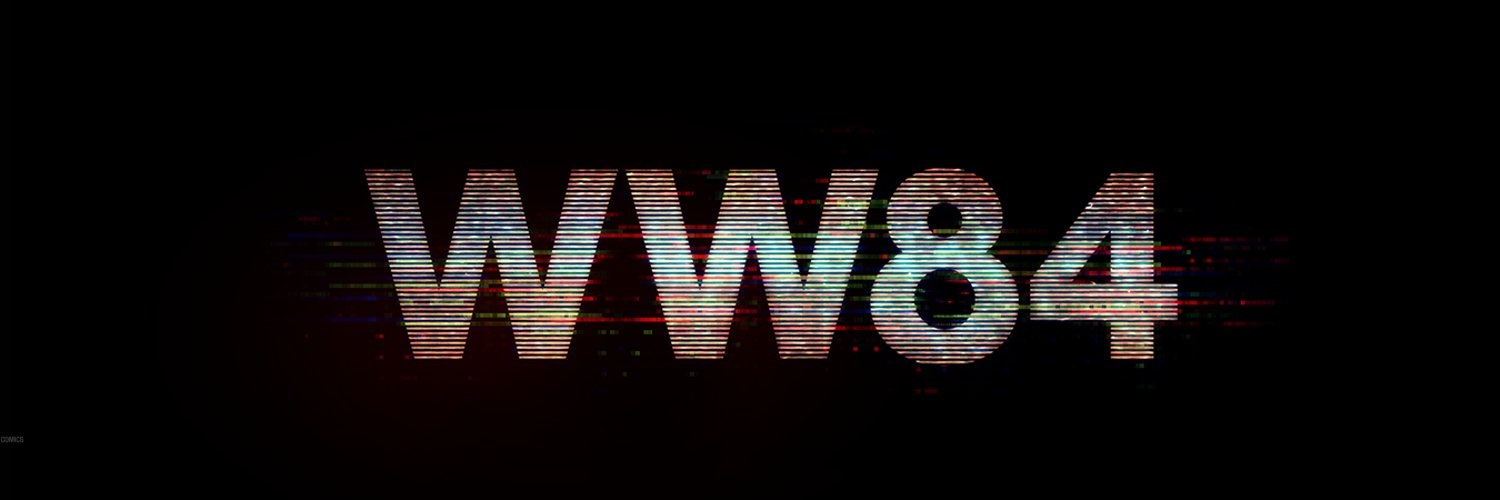 The ostensible official logo for Wonder Woman 2