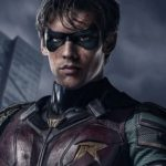 Three new shots of Brenton Thwaites' Robin and an official synopsis for Titans have arrived!
