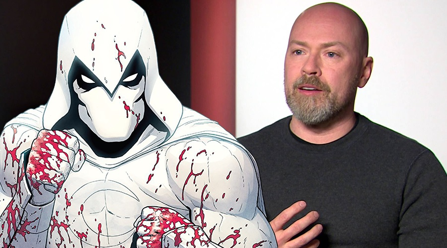 Steven S. DeKnight is game for a Moon Knight series!