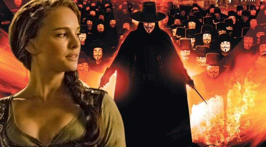 Natalie Portman would be open to returning in a potential V for Vendetta sequel!