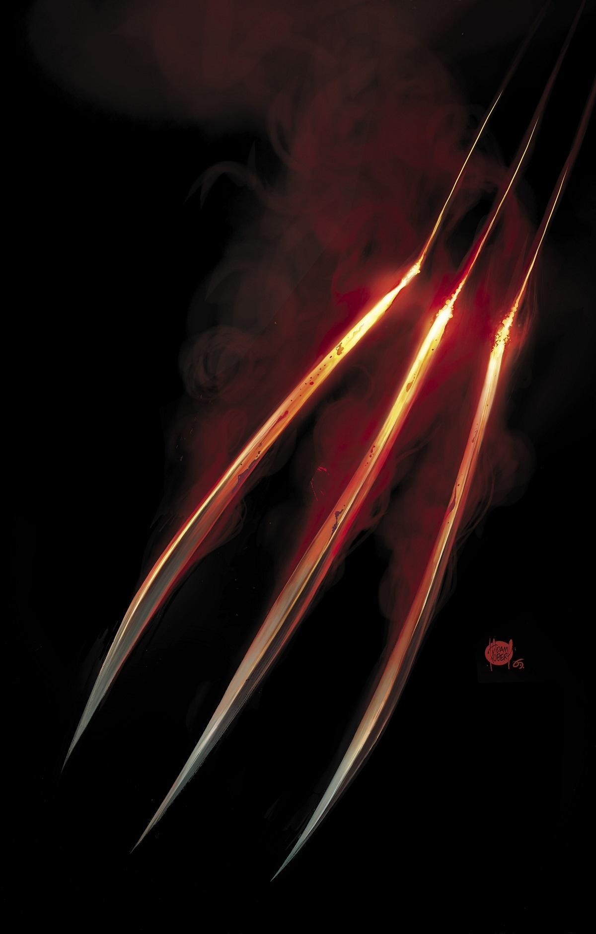 Return of Wolverine art by Adam Kubert