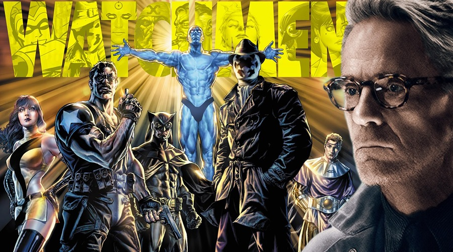 HBO's Watchmen pilot has found its leading man in Jeremy Irons!