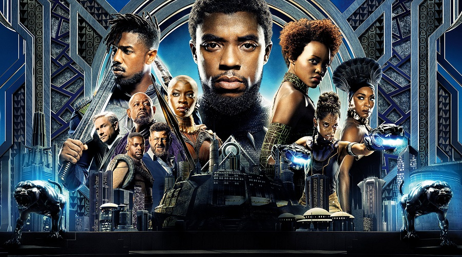 Avengers: Infinity War is still trailing behind Black Panther at the domestic box office!