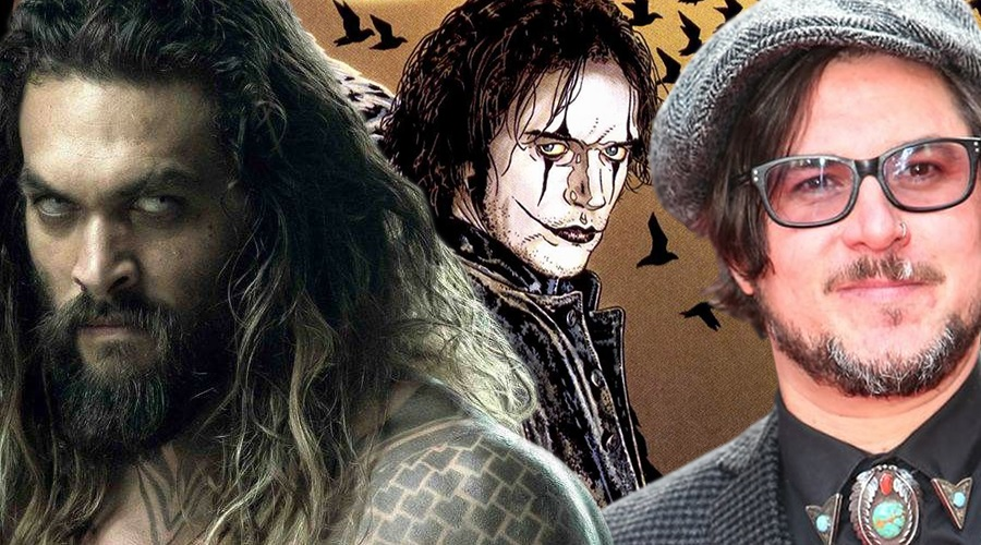 The Crow has lost its lead actor and director once again!