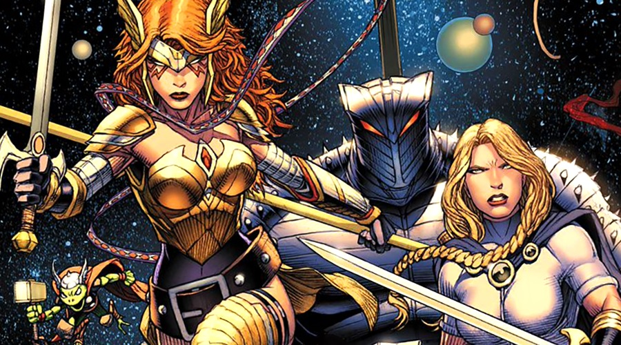 Asgardians of the Galaxy lineup revealed by Marvel Comics!